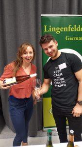 O'Briens Winter Wine Fair; Delalicious