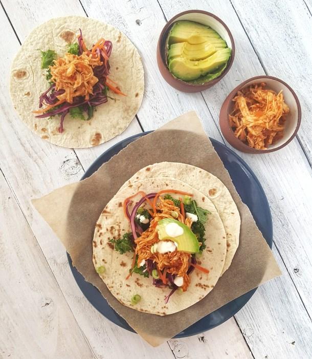 Turkey Tacos; Delalicious