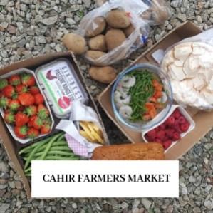 Cahir Farmers Market; Delalicious, Sinead Delahunty