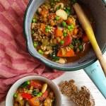 Smoky Chorizo & Fish Stew; Delalicious; Sinead Delahunty