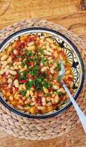 Chorizo & Bean Cassoulet; Delalicious; Sinead Delahunty