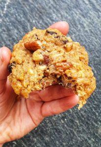 Apple & Pecan Cookies; Delalicious; Sinead Delahunty