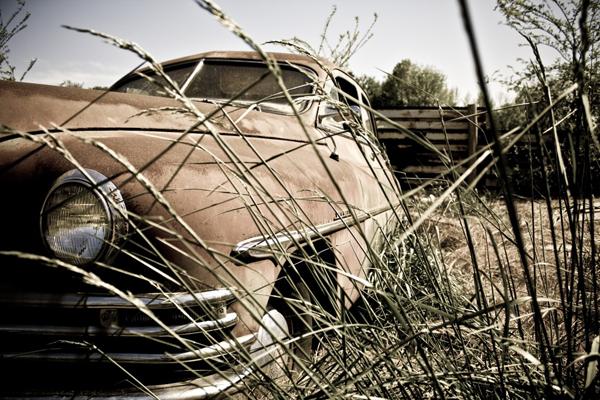 brokendowncar