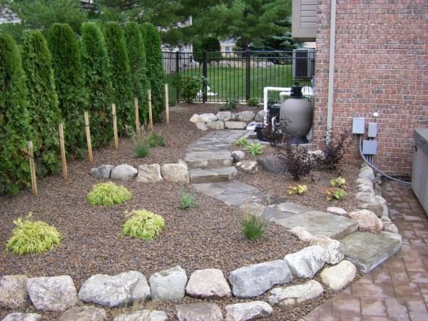 & landscaping grading hardscaping