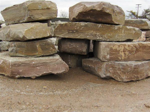 ledgerocks and boulders & landscaping