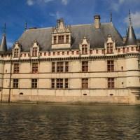 Povesti de pe Valea Loarei - Castelul Azay le Rideau