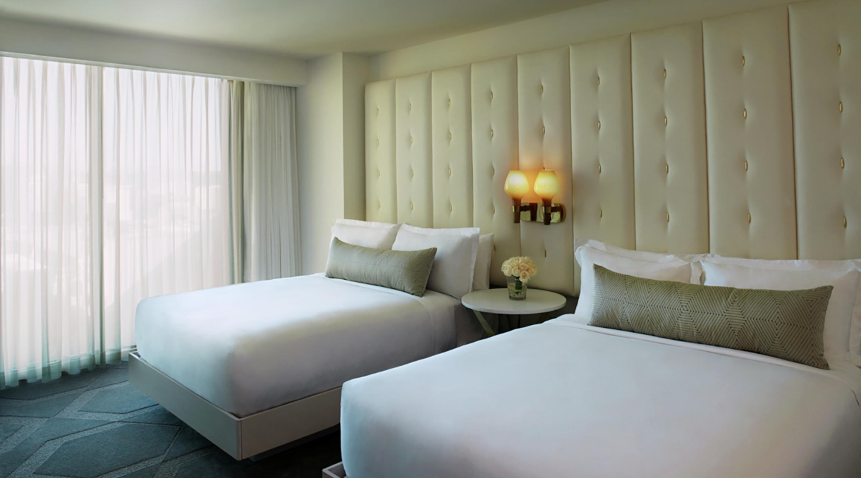 Two Bedroom Suite  Delano Las Vegas