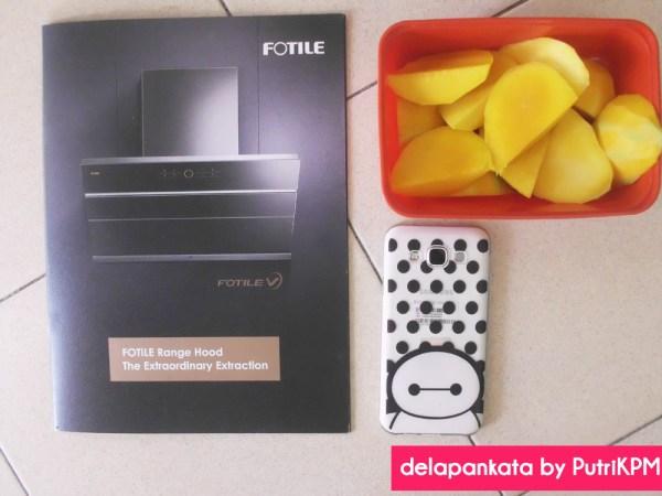Baca brosur Fotile bikin makin pengen beli produk - produknya :3