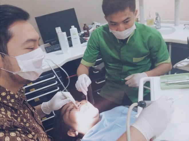 Proses HH Oxygene Scaling