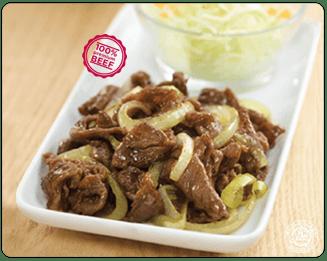 Beef Yakiniku