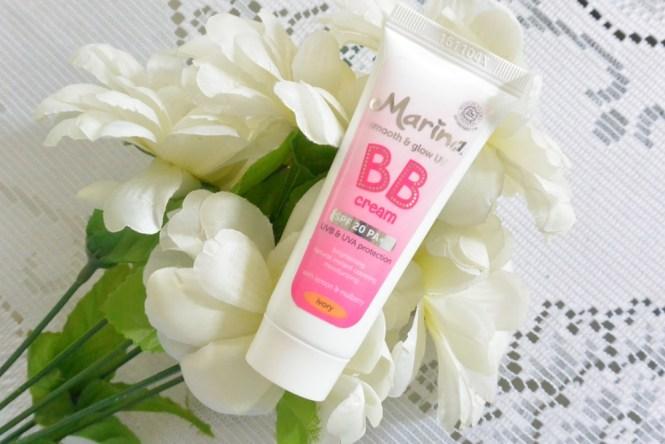 marina smooth and glow UV BB Cream DELAPANKATA PUTRIKPM 2