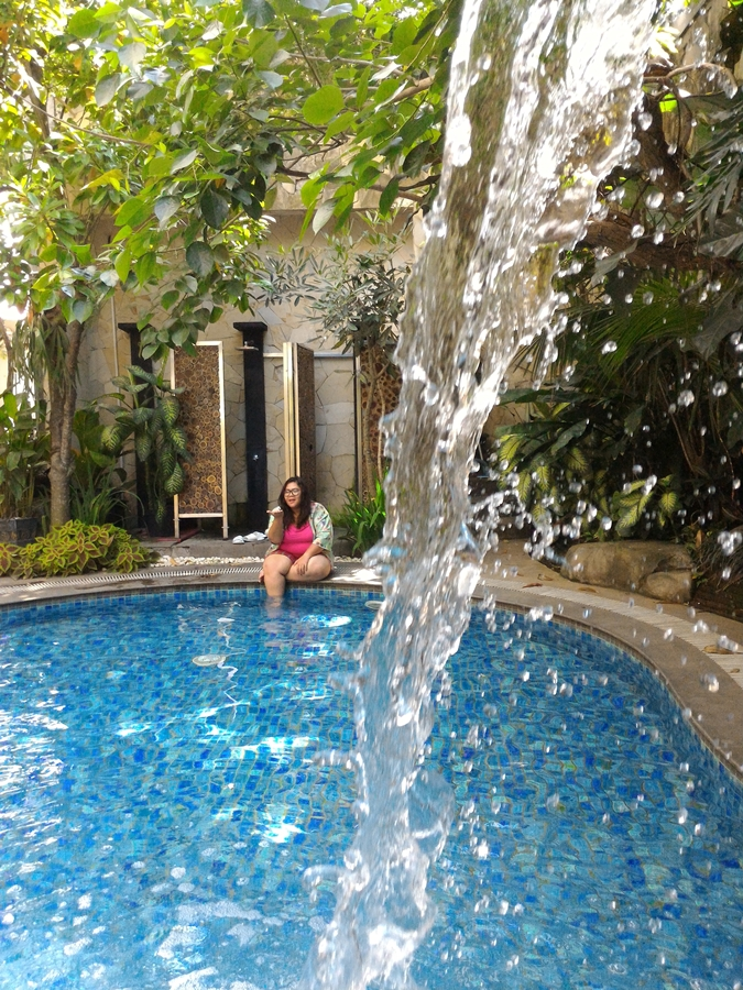 Swimming Pool @ Jambuluwuk Malioboro Boutique Hotel