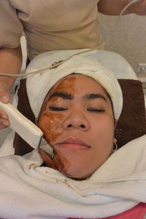 proses Oya Signature Face Contour - Delapankata