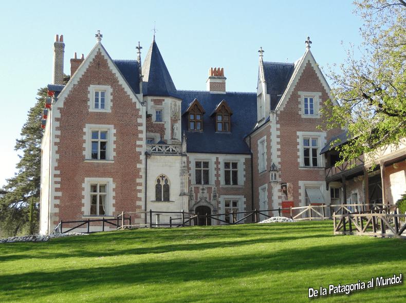 Castillo de Clos-Lucé