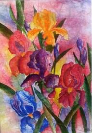 22petal-power22-watercolor-paitnting