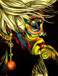 I Am Happy Colors-Color Pencil