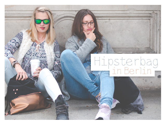 Hipsterbag in Berlin