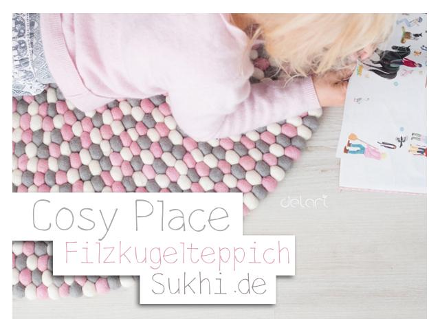 Kugelteppich – cosy place