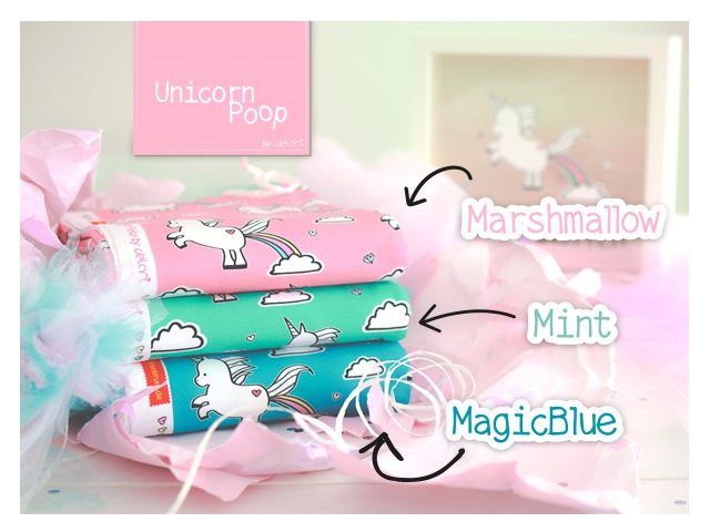 Unicorn PoOp by delari – Stoffcentrum