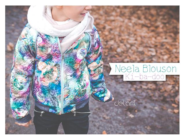 Neela Blouson von Ki-ba-doo