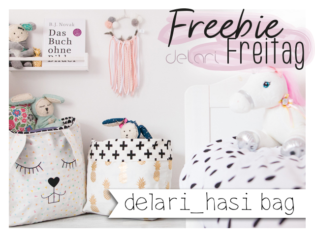delari_hasi bag – Freebie Freitag