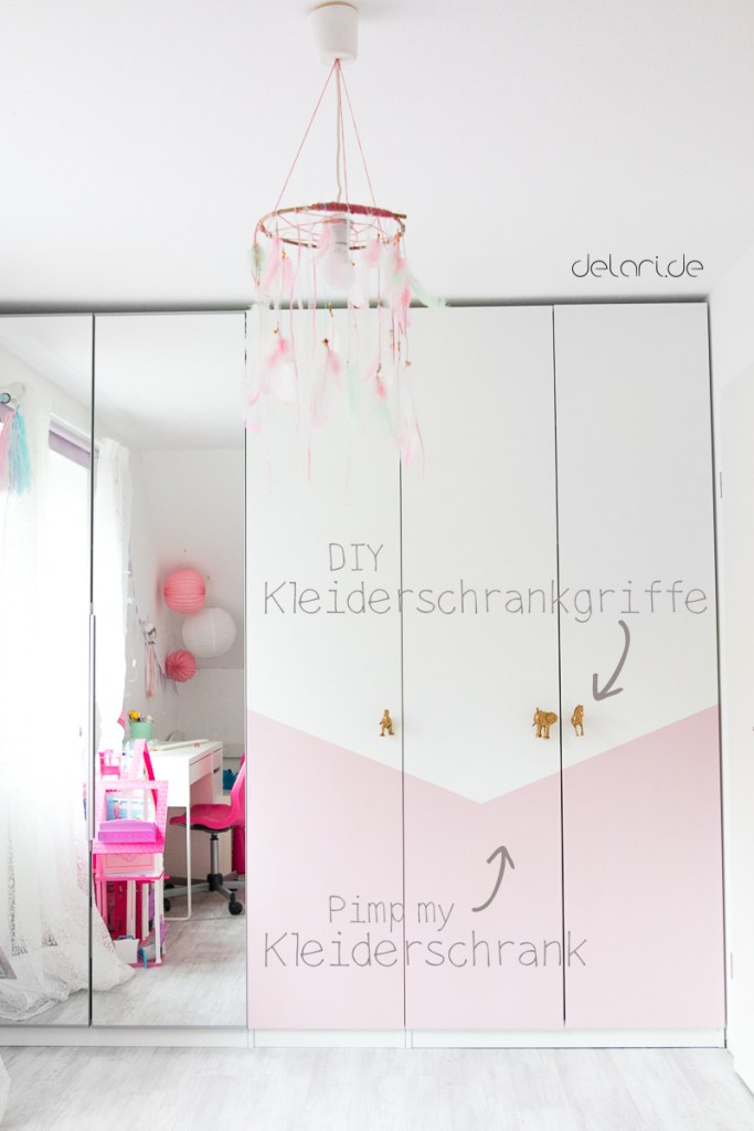 m dchen kinderzimmer diy ideen teil 1 delari. Black Bedroom Furniture Sets. Home Design Ideas