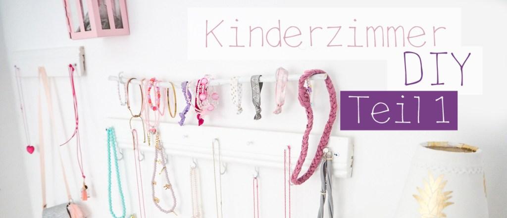 Mädchen Kinderzimmer Diy Ideen - Teil 1 - Delari