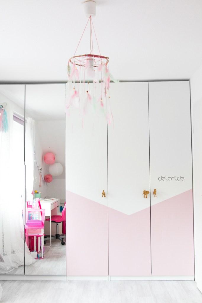 Pinterest Fail Türgriff Schrankgriff Knauf DIY gold Kinderzimmer