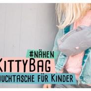 KittyBag – Bauchtasche für kinder – kostenloses Schnittmuster