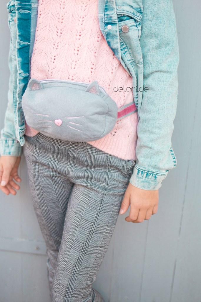 KittyBag Bauchtasche für Kinder nähen Video