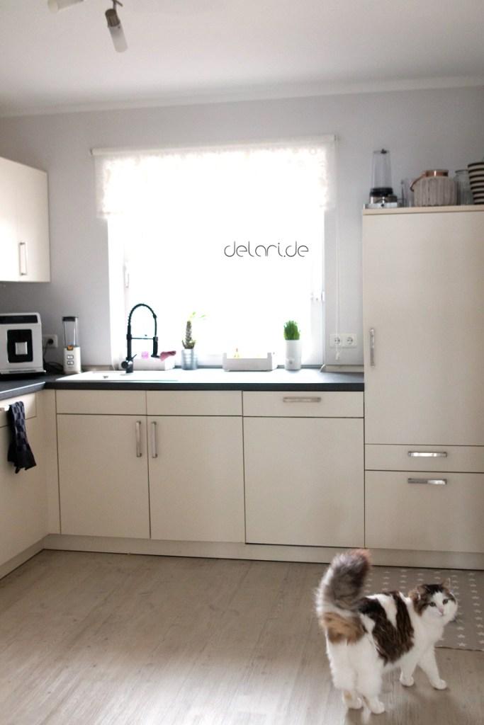Küchen Make over Vorher Küchenschränke streichen