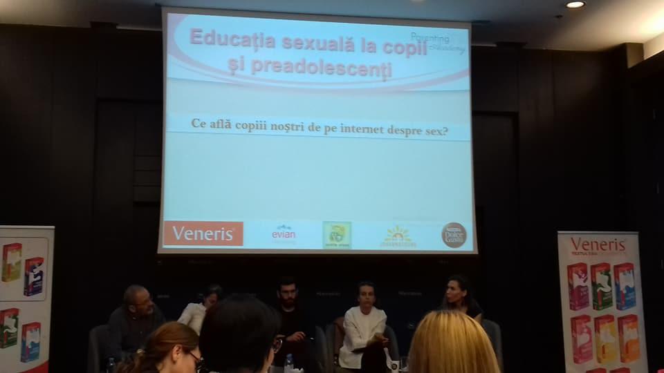 educatia sexuala la copii si preadolescenti