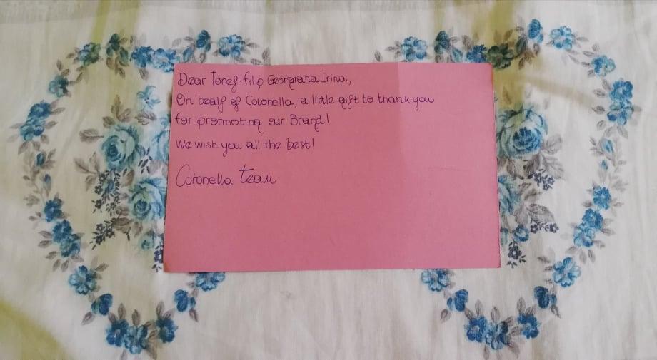 mesaj Cotonella