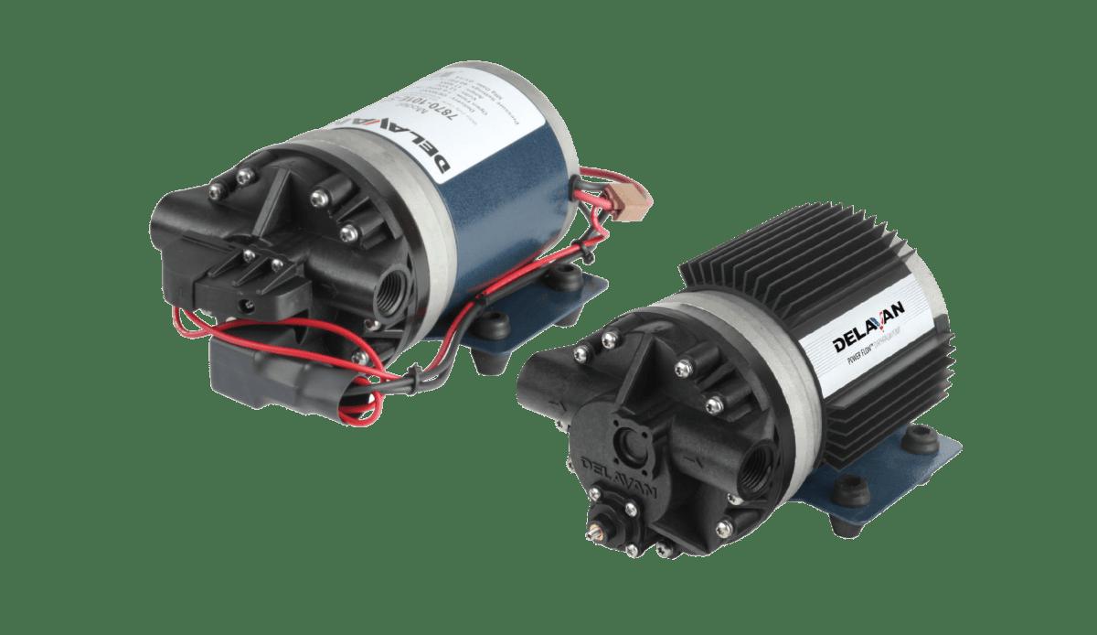 hight resolution of fb2 series pump