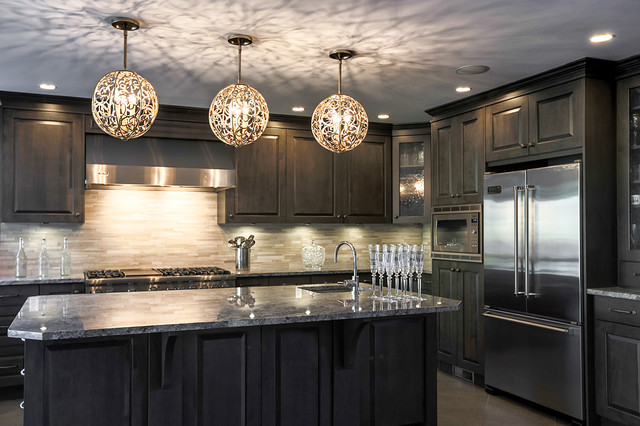 Kitchen Lighting For Entertaining  Tdl Articles