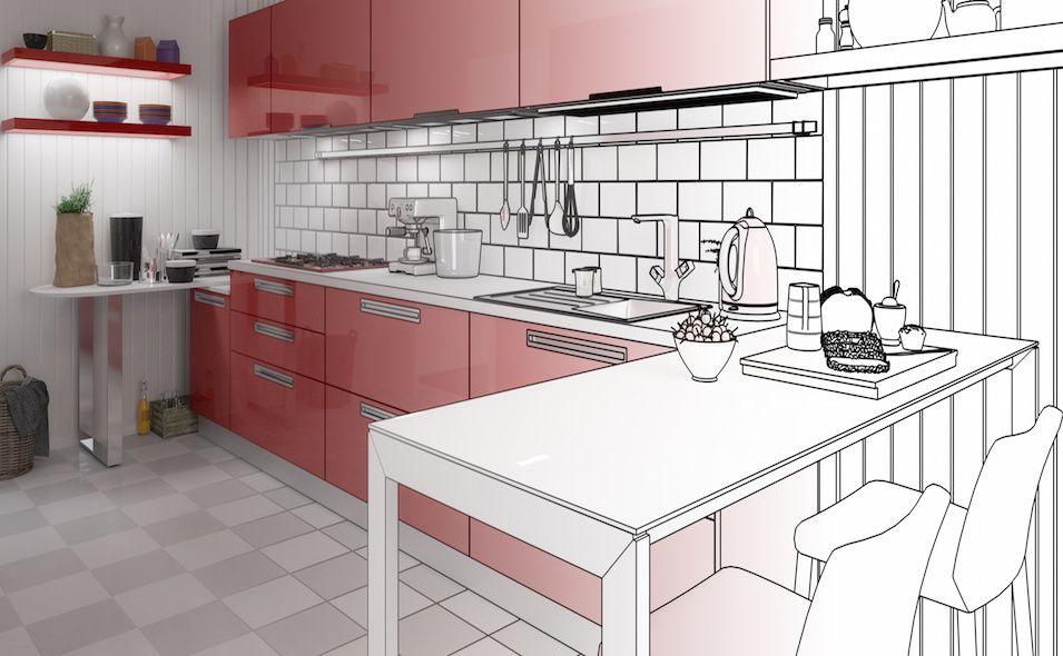 Kitchen Design Software Free  Paid Versions