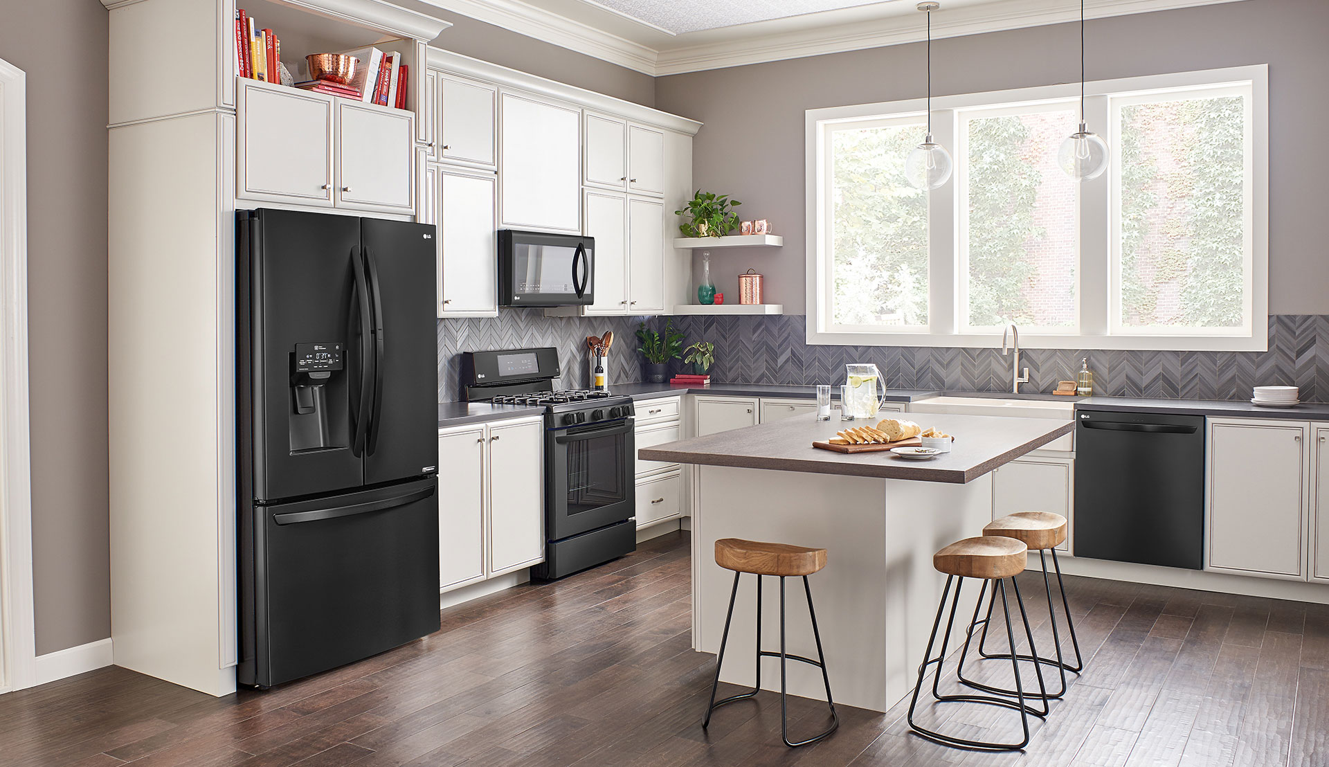 Best Kitchen Gallery: Kitchens Continue To Get Smarter of Traditional Kitchen Appliances on rachelxblog.com