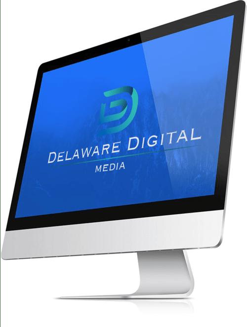 Delaware Digital Media Screen