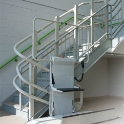Wheelchair Lift For Stairs Bedroom Chair Big W Ada Lifts - Delaware Elevator