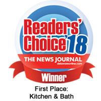 Readers' Choice 18: Kitchens & Bath