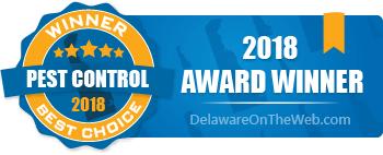 2018 Delaware Pest Control Winner