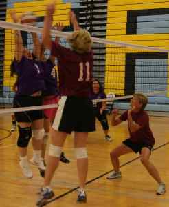 Women's Volleyball – Play All Year
