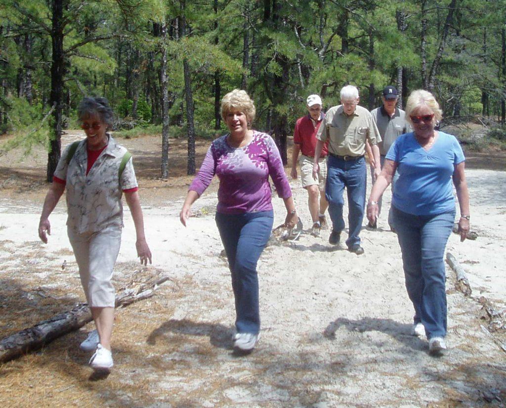 Easy Striders - Walk Delaware & Senior Group Challenge
