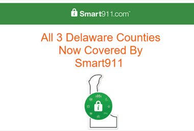 Smart911 is Now in Kent, New Castle, and Sussex Counties