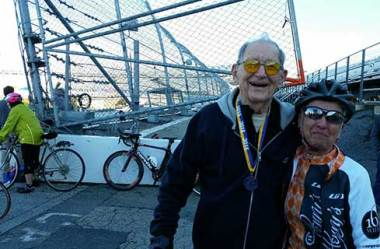 Warner Schlaupitz 92 Years Young