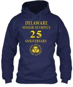 Senior Olympics Commemorative hoodie