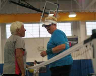Pickleball: Big Turnout for DSO – Cape Gazette
