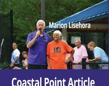 Marion Lisehora in Coastal Point