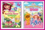Strawberry Shortcake DVD Review: Berry Brick Road and Bloomin' Berry Garden