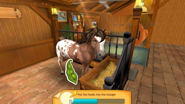free horse game